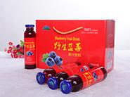 野生蓝莓果汁饮料