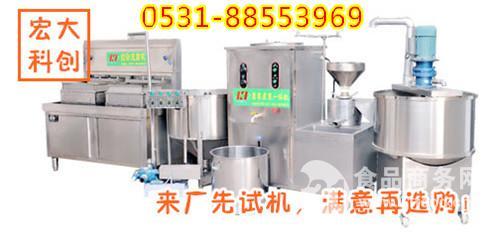 商用全自动豆腐机器