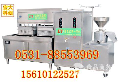 做干豆腐加工机械设备