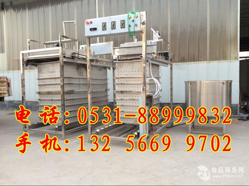 仿手工豆腐皮机器  专业豆腐皮生产设备