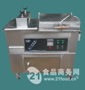 烤鱿鱼丝机器升级版立式 KYSJ-2B 香鱼片机