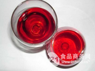 胭脂红色素 食品级大红色 果汁饮料糖果食用色素染色剂复配着色剂