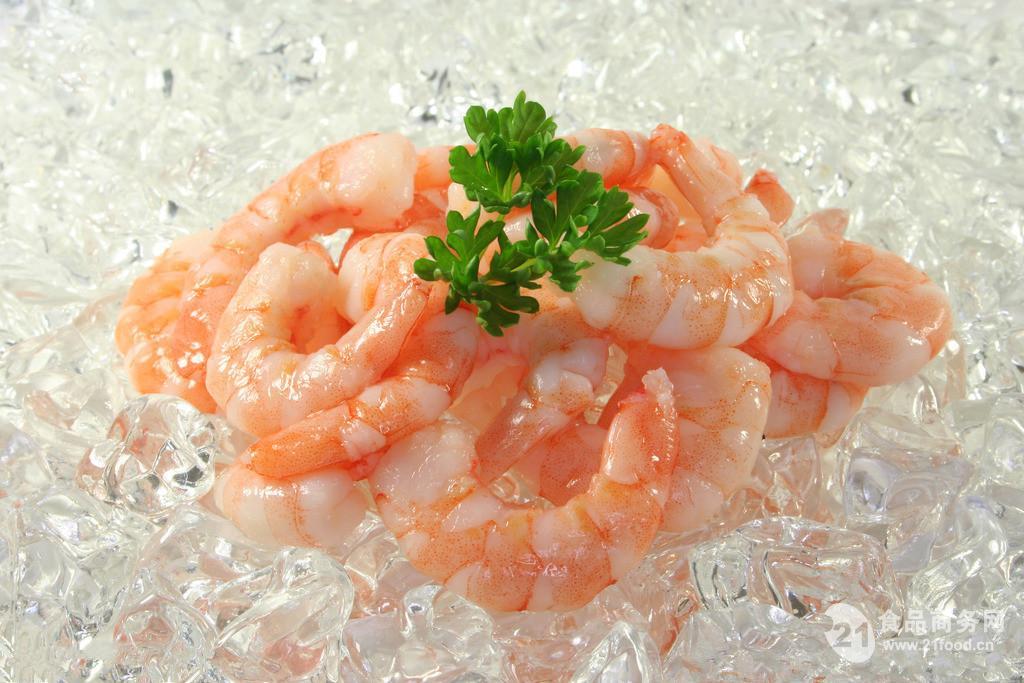 红虾仁 熟冻即食虾仁