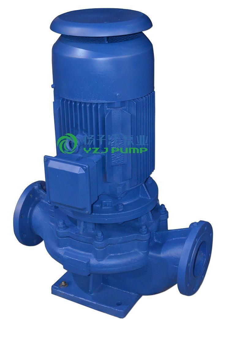 管道泵厂家:IRG户外型单级热水泵|单吸热水循环泵|不锈钢热水泵