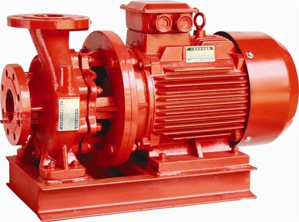 消防泵厂家:XBD-W型卧式消防泵