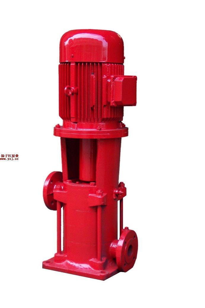 消防泵:XBD-L型立式多级消防泵