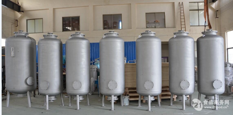 上海润和 名牌产品 出口俄罗斯 机械过滤器
