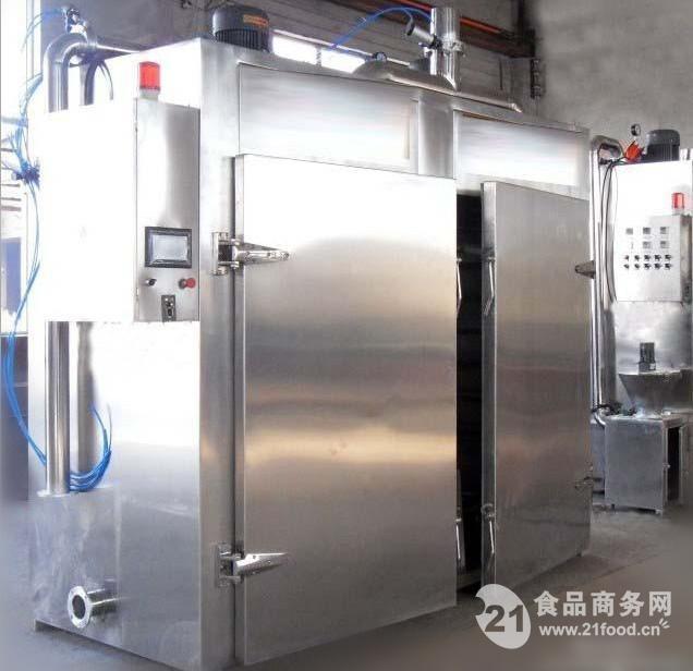 豆干烟熏炉食品熏干机