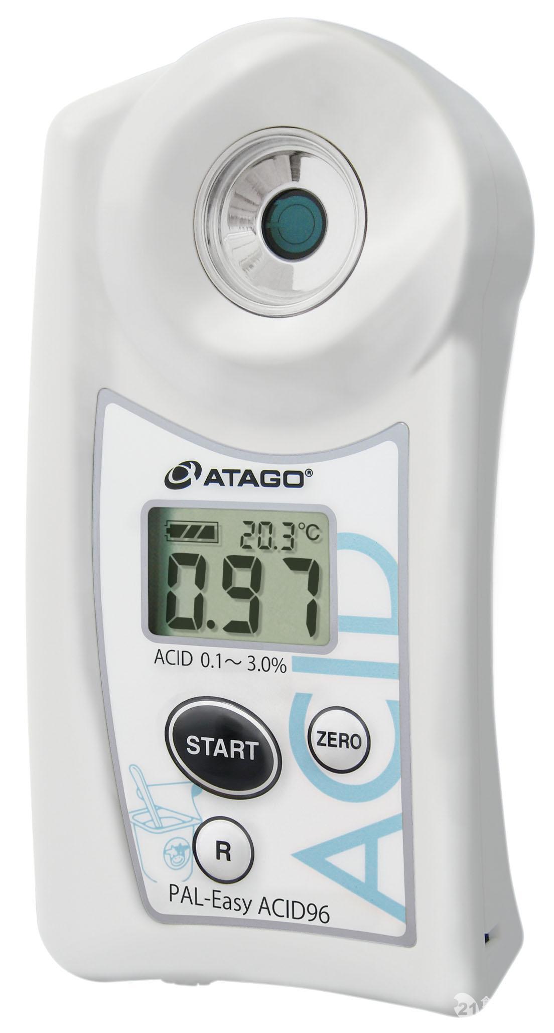 酸牛奶口感品质中酸度测定仪PAL-BX/ACID 96,酸奶糖酸度测定仪