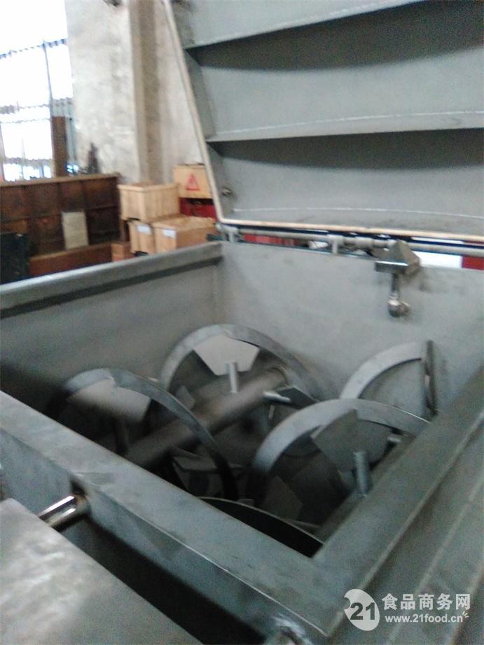 真空拌馅机BX-1000得利斯集团食品机械厂供
