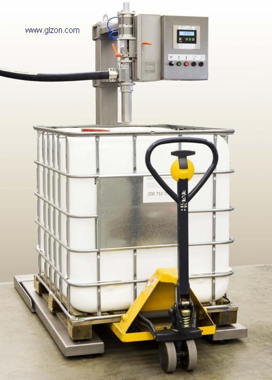 防爆ibc吨桶灌装机 上海灌装机的质量保障