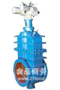 http://hiphotos.baidu.com/syzacg/pic/item/030a26fb2de29f48d8f9fd2c.jpg_电动水封暗杆平行双闸板燃气紧急切断阀(sf)syz948w-2