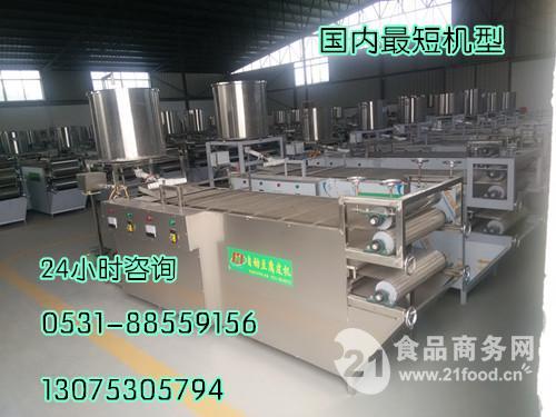 做豆腐皮的机器配套设备 磨浆煮浆机 压榨机 单剥皮机