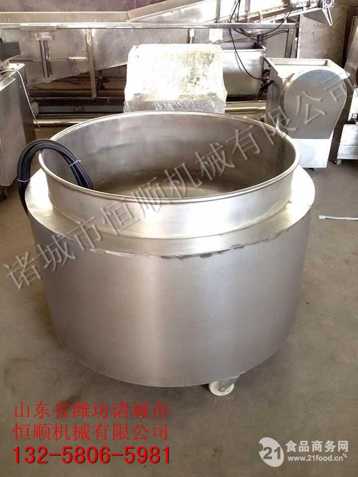 恒顺304不锈钢自动控温电加热松香锅 厂家直销