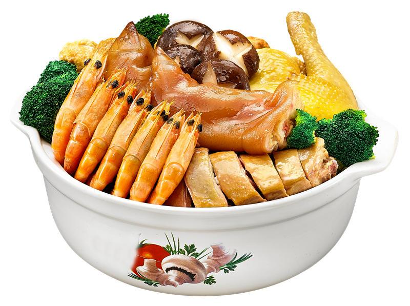 安琪大盆菜,安琪家禽大盆菜,大盆菜