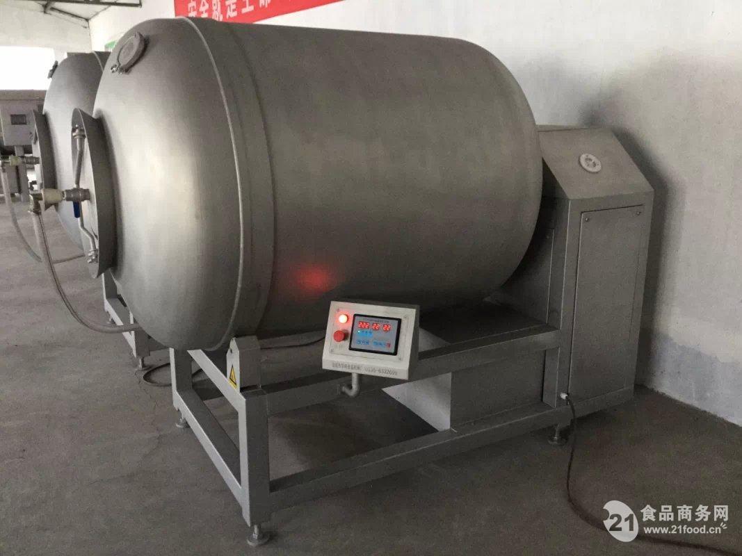 烤肉滚揉机多少钱 汉堡滚揉机现货