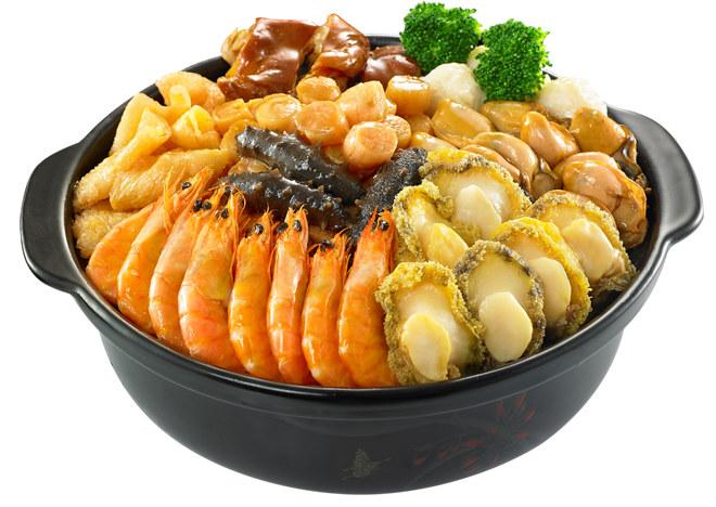 安琪大盆菜,安琪海鲜大盆菜,大盆菜