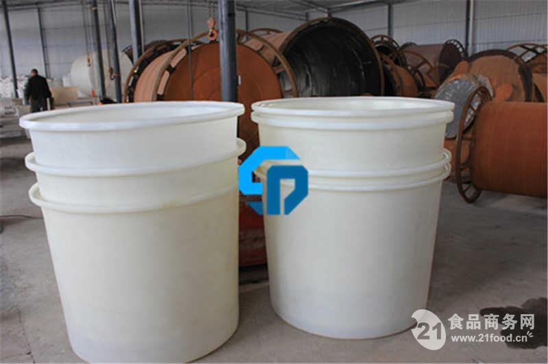 蔬菜腌制桶 食品级塑料圆桶