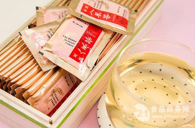 产品 供应 商业服务 保健品 其他保健食品  【韩国鹤标高丽人参茶】
