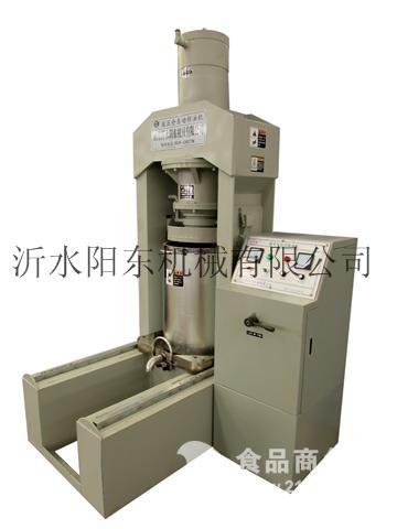 旺泉牌液压榨油机图片