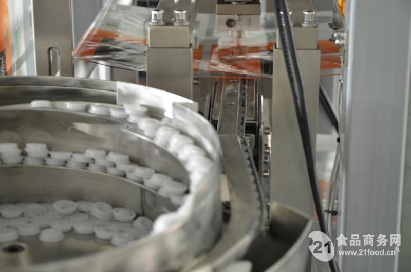 咖啡豆全自动包装机带透气阀