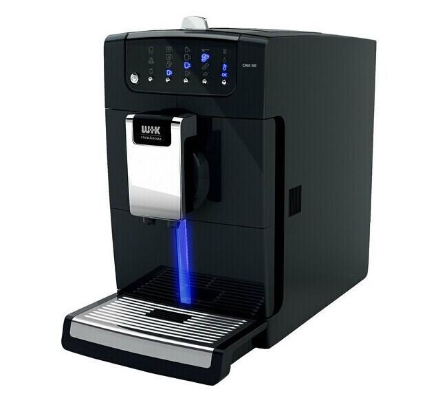 伟嘉咖啡机_德国伟嘉 WIK9758 Black 意式全自动咖啡机_深圳__咖啡机-食品商务网