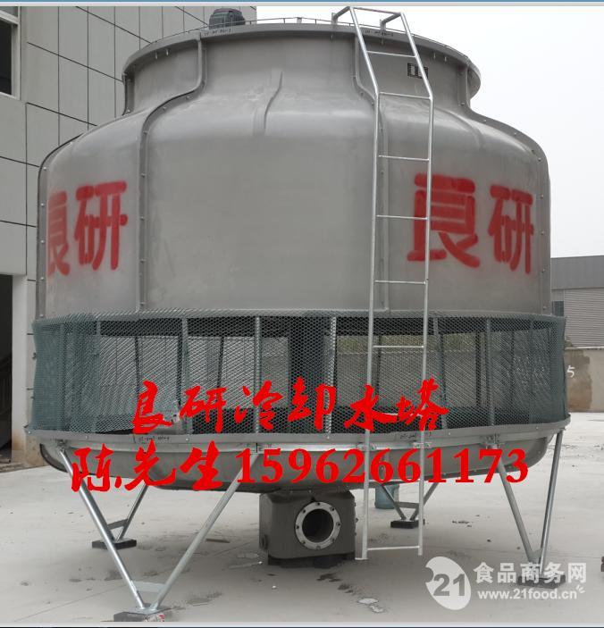 良研125吨冷却塔--昆山良邦机械有限公司