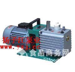 真空泵厂家:2XZ系列双级旋片式真空泵