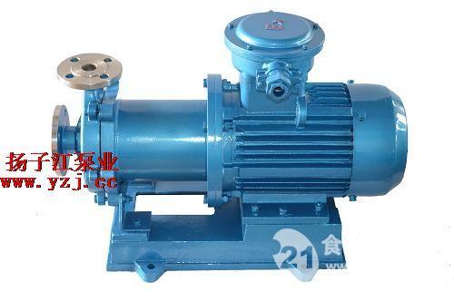 磁力泵厂家:CQB型磁力泵 磁力化工泵