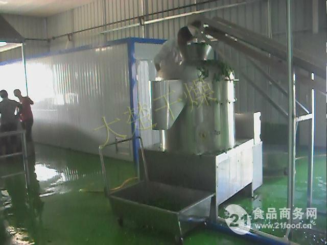 青梗菜专用节能型干燥机