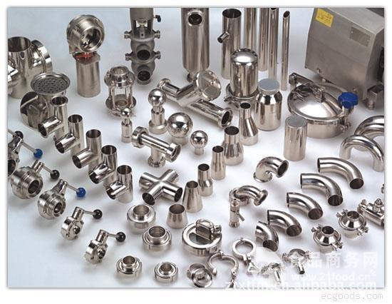 非标不锈钢卫生管件 过滤器 视镜定制