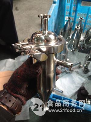 非标卫生不锈钢过滤器