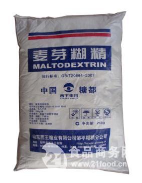 西王麦芽糊精粉 烘焙原料