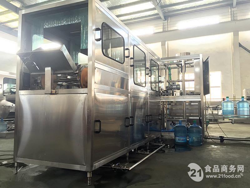 经济型300桶/时桶装水设备
