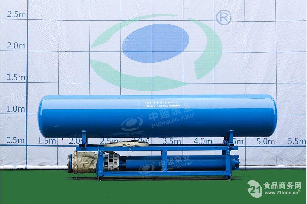 天津浮筒式卧式潜水泵