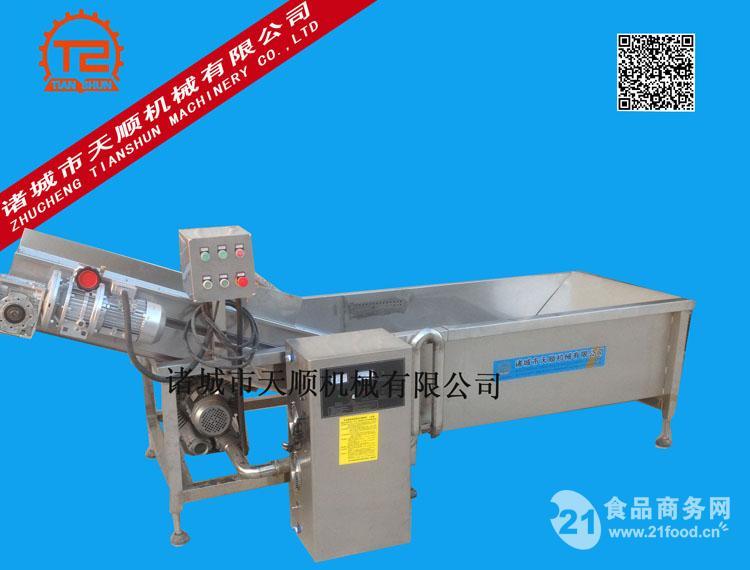 高压喷淋式清洗机(图)--山东诸城天顺机械有限公司