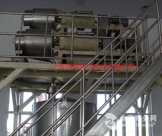 10吨胡萝卜浓缩汁生产线,果酱设备