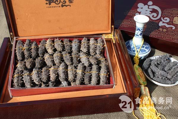 淡干干制_中国烟台_蓝润-润品堂_海参水产品-豆腐猪血羹图片