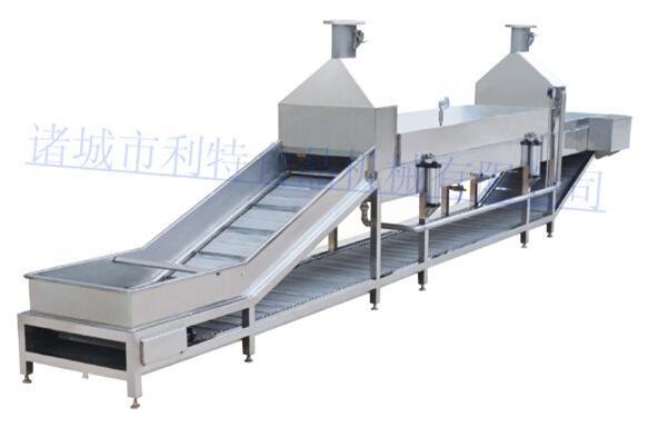 蔬菜蒸煮机_诸城__果蔬加工设备-食品商务网