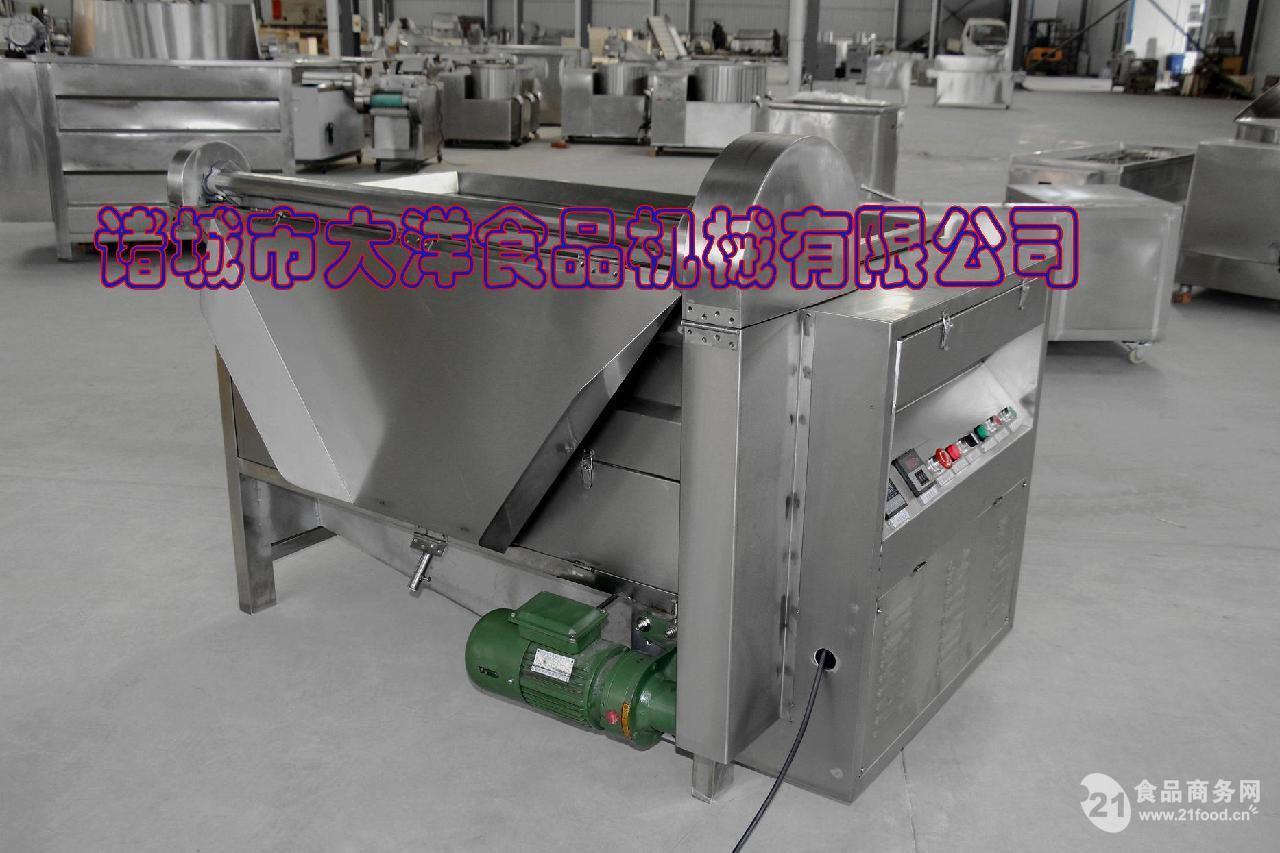 电加热油炸设备|专业食品油炸机