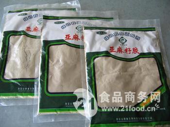 食品级亚麻籽胶生产厂家