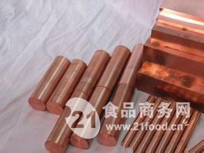 CUW65钨铜圆棒价格