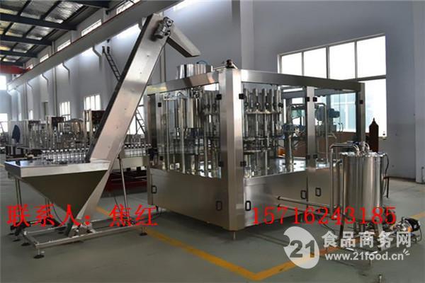 液体饮料生产线设备