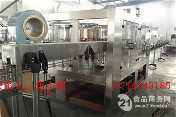 饮料灌装生产线 果汁灌装生产线