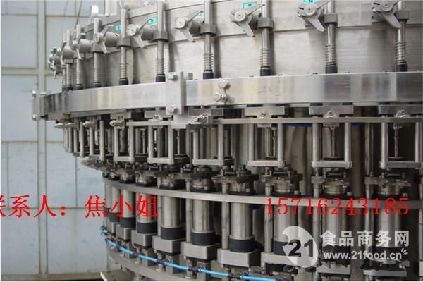碳酸饮料设备 等压灌装机