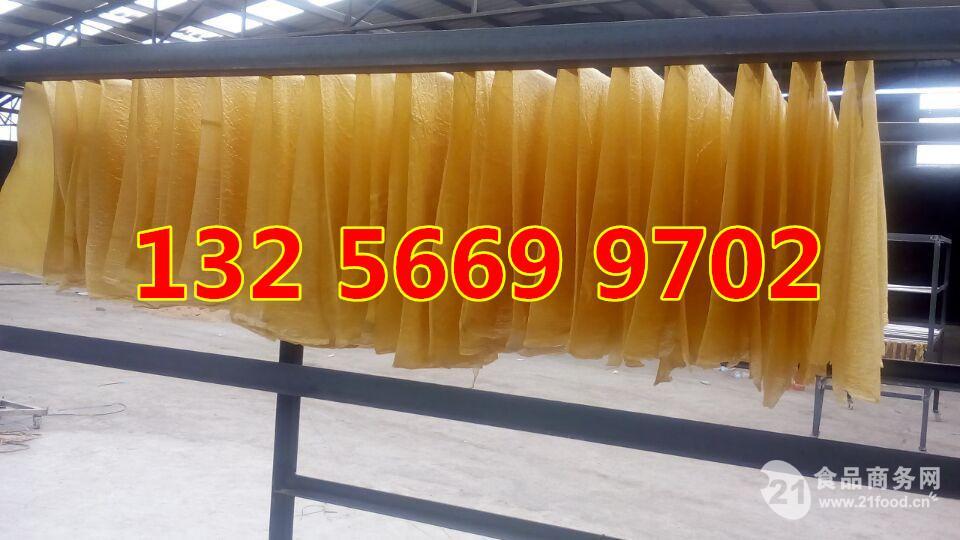 大型豆油皮生产线