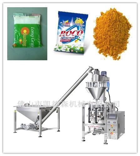面粉、豆粉、糖粉等320粉剂自动包装机