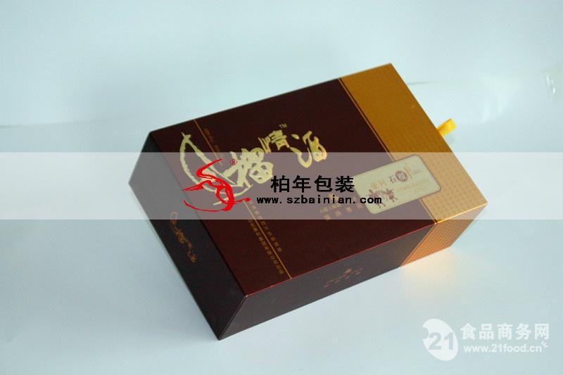 精美红酒礼盒包装