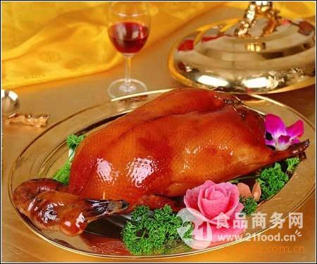 北京烤鸭制作技术培训