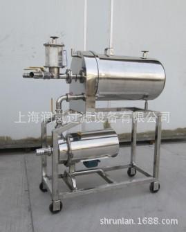 新品WK系列硅藻土过滤机及配套甭.YI系列悬臂式饮料泵